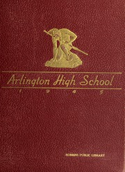 Arlington High School - Indian Yearbook (Arlington, MA) online yearbook collection, 1945 Edition, Page 1