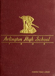 Arlington High School - Indian Yearbook (Arlington, MA) online yearbook collection, 1946 Edition, Page 1