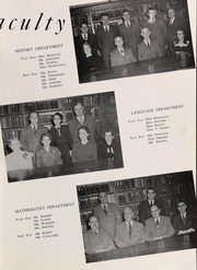Page 11, 1949 Edition, Arlington High School - Yearbook (Arlington, MA) online yearbook collection