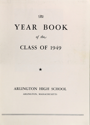 Page 7, 1949 Edition, Arlington High School - Yearbook (Arlington, MA) online yearbook collection