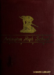 Arlington High School - Indian Yearbook (Arlington, MA) online yearbook collection, 1956 Edition, Page 1