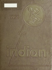 Arlington High School - Indian Yearbook (Arlington, MA) online yearbook collection, 1959 Edition, Page 1