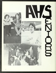 Page 22, 1978 Edition, Arlington High School - Indian Yearbook (Arlington, MA) online yearbook collection