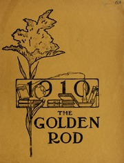 Page 1, 1910 Edition, Quincy High School - Goldenrod Yearbook (Quincy, MA) online yearbook collection