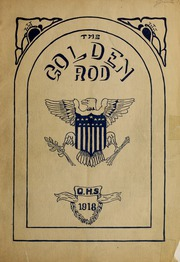 Page 1, 1918 Edition, Quincy High School - Goldenrod Yearbook (Quincy, MA) online yearbook collection