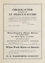 Page 3, 1918 Edition, Quincy High School - Goldenrod Yearbook (Quincy, MA) online yearbook collection