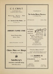 Page 5, 1926 Edition, Quincy High School - Goldenrod Yearbook (Quincy, MA) online yearbook collection