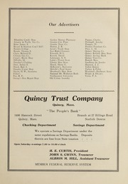 Page 5, 1927 Edition, Quincy High School - Goldenrod Yearbook (Quincy, MA) online yearbook collection