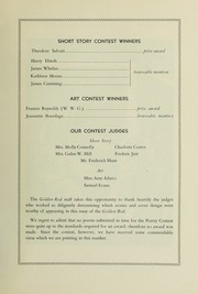 Page 5, 1935 Edition, Quincy High School - Goldenrod Yearbook (Quincy, MA) online yearbook collection