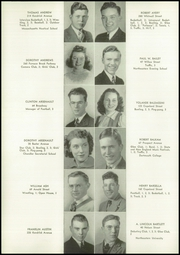 Page 10, 1938 Edition, Quincy High School - Goldenrod Yearbook (Quincy, MA) online yearbook collection