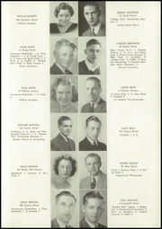 Page 11, 1938 Edition, Quincy High School - Goldenrod Yearbook (Quincy, MA) online yearbook collection
