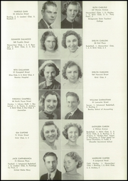Page 13, 1938 Edition, Quincy High School - Goldenrod Yearbook (Quincy, MA) online yearbook collection