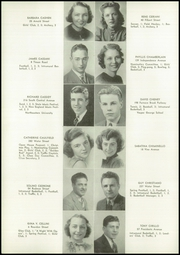 Page 14, 1938 Edition, Quincy High School - Goldenrod Yearbook (Quincy, MA) online yearbook collection