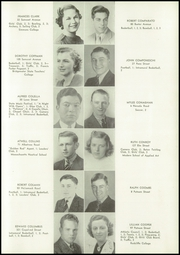 Page 15, 1938 Edition, Quincy High School - Goldenrod Yearbook (Quincy, MA) online yearbook collection
