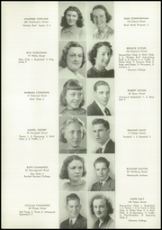 Page 16, 1938 Edition, Quincy High School - Goldenrod Yearbook (Quincy, MA) online yearbook collection