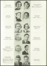 Page 17, 1938 Edition, Quincy High School - Goldenrod Yearbook (Quincy, MA) online yearbook collection