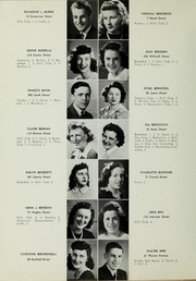Page 14, 1942 Edition, Quincy High School - Goldenrod Yearbook (Quincy, MA) online yearbook collection