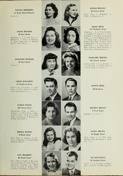 Page 15, 1942 Edition, Quincy High School - Goldenrod Yearbook (Quincy, MA) online yearbook collection