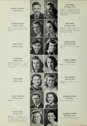 Page 16, 1942 Edition, Quincy High School - Goldenrod Yearbook (Quincy, MA) online yearbook collection