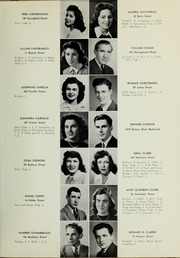 Page 17, 1942 Edition, Quincy High School - Goldenrod Yearbook (Quincy, MA) online yearbook collection