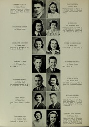 Page 10, 1943 Edition, Quincy High School - Goldenrod Yearbook (Quincy, MA) online yearbook collection