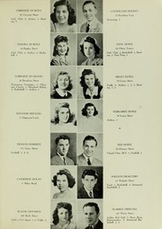 Page 11, 1943 Edition, Quincy High School - Goldenrod Yearbook (Quincy, MA) online yearbook collection