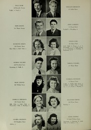 Page 12, 1943 Edition, Quincy High School - Goldenrod Yearbook (Quincy, MA) online yearbook collection