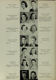 Page 14, 1943 Edition, Quincy High School - Goldenrod Yearbook (Quincy, MA) online yearbook collection
