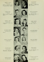 Page 15, 1943 Edition, Quincy High School - Goldenrod Yearbook (Quincy, MA) online yearbook collection