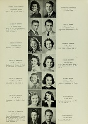 Page 17, 1943 Edition, Quincy High School - Goldenrod Yearbook (Quincy, MA) online yearbook collection