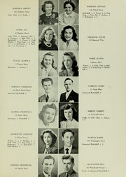 Page 5, 1943 Edition, Quincy High School - Goldenrod Yearbook (Quincy, MA) online yearbook collection