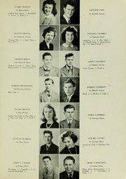 Page 7, 1943 Edition, Quincy High School - Goldenrod Yearbook (Quincy, MA) online yearbook collection