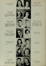 Page 8, 1943 Edition, Quincy High School - Goldenrod Yearbook (Quincy, MA) online yearbook collection