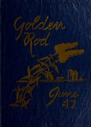 Page 1, 1947 Edition, Quincy High School - Goldenrod Yearbook (Quincy, MA) online yearbook collection