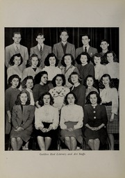 Page 12, 1947 Edition, Quincy High School - Goldenrod Yearbook (Quincy, MA) online yearbook collection