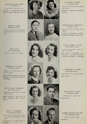 Page 15, 1947 Edition, Quincy High School - Goldenrod Yearbook (Quincy, MA) online yearbook collection