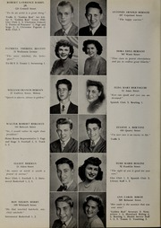 Page 16, 1947 Edition, Quincy High School - Goldenrod Yearbook (Quincy, MA) online yearbook collection