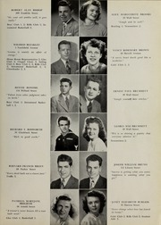 Page 17, 1947 Edition, Quincy High School - Goldenrod Yearbook (Quincy, MA) online yearbook collection