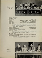 Page 13, 1951 Edition, Quincy High School - Goldenrod Yearbook (Quincy, MA) online yearbook collection