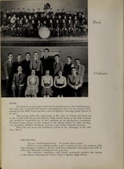 Page 16, 1951 Edition, Quincy High School - Goldenrod Yearbook (Quincy, MA) online yearbook collection