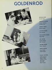 Page 12, 1956 Edition, Quincy High School - Goldenrod Yearbook (Quincy, MA) online yearbook collection