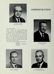 Page 10, 1962 Edition, Quincy High School - Goldenrod Yearbook (Quincy, MA) online yearbook collection