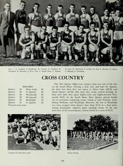 Page 146, 1962 Edition, Quincy High School - Goldenrod Yearbook (Quincy, MA) online yearbook collection