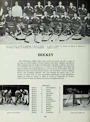 Page 152, 1962 Edition, Quincy High School - Goldenrod Yearbook (Quincy, MA) online yearbook collection