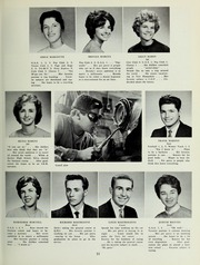 Page 59, 1962 Edition, Quincy High School - Goldenrod Yearbook (Quincy, MA) online yearbook collection