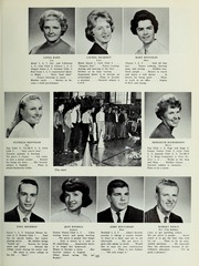 Page 71, 1962 Edition, Quincy High School - Goldenrod Yearbook (Quincy, MA) online yearbook collection