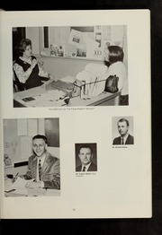 Page 17, 1968 Edition, Quincy High School - Goldenrod Yearbook (Quincy, MA) online yearbook collection