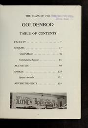 Page 9, 1968 Edition, Quincy High School - Goldenrod Yearbook (Quincy, MA) online yearbook collection