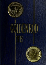 1973 Edition, Quincy High School - Goldenrod Yearbook (Quincy, MA)