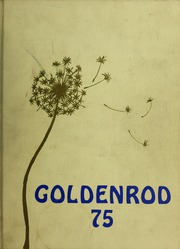 1975 Edition, Quincy High School - Goldenrod Yearbook (Quincy, MA)